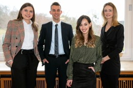 Ostfalia-Hochschule in Salzgitter ehrt die Jahresbesten