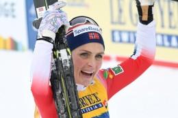 Weltcup in Tschechien: Beeindruckender Sieg für Norwegens Langlauf-Ass Johaug