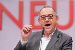Finanzierung aus Steuermitteln: SPD-Chef fordert perspektivisch Ausweitung der Grundrente