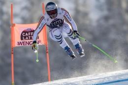 Weltcup: Ski-Ass Dreßen Dritter bei Abfahrts-Klassiker in Wengen