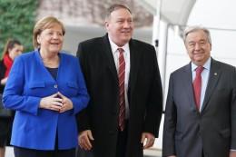 Spitzentreffen in Berlin: Ringen um Schritte zum Frieden in Libyen