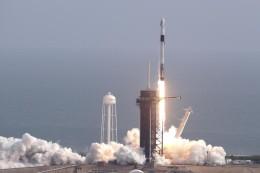 Geglückte Simulation: SpaceX-Rakete explodiert - und alle sind sehr zufrieden
