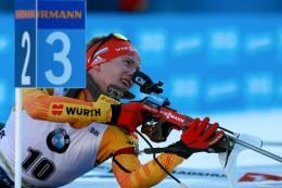 """Biathlon-Weltcup in Pokljuka: Doll und Co. selbstbewusst zur WM: """"Richtig gutes Gefühl"""""""