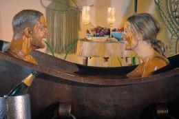 """RTL-Dating-Show: RTL-""""Bachelor"""" in der Badewanne: Kuscheln, Küsse und Kakao"""