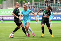 VfL Wolfsburg: Urgestein Jakabfi verlängert bis 2021