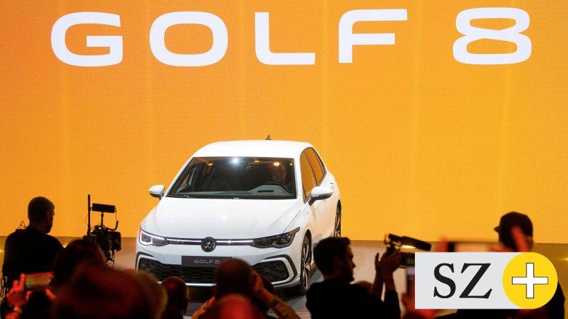 Vw Stoppt Auslieferung Golf 8